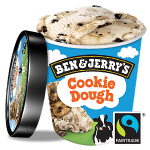 Foto Ben & Jerry's Cookie Dough 500ml
